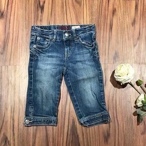 Place eat. 1989 Little Girls Jeans